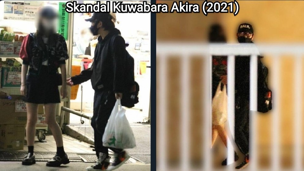 skandal kuwabara akira radwimps scandal