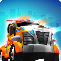 Transit King Tycoon – Transport Empire Mod Apk (Free Shopping/Many Coins/Drivers/Free Improvement/Construction)