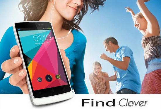 Kelebihan dan Kekurangan Oppo Find Clover R815