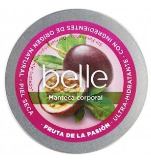 Manteca Corporal Ultrahidratante Fruta Pasión