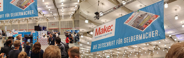 Maker Faire Hannover Halle
