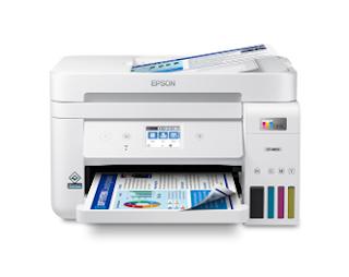 Epson EcoTank ET-4850 Driver Download