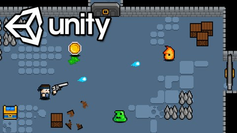Learn To Create A Roguelike Game In Unity 2019