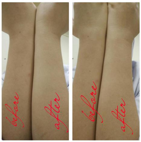 emma lotion pearl whitening body cream feedback