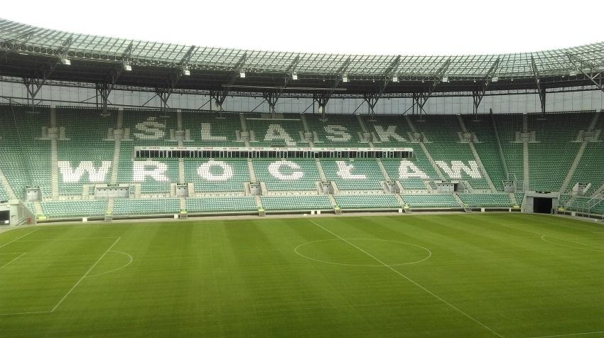 Stadion Śląska Wrocław - fot. Tomasz Janus / sportnaukowo.pl