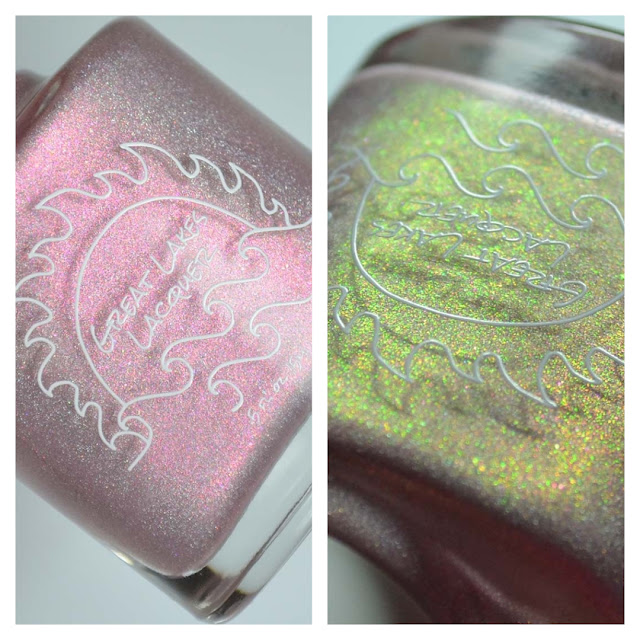 neutral holographic nail polish