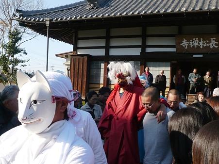 Donki Festival (God Tingou & Fox) at Shimosawaki Choushouji, Toyokawa, Aichi