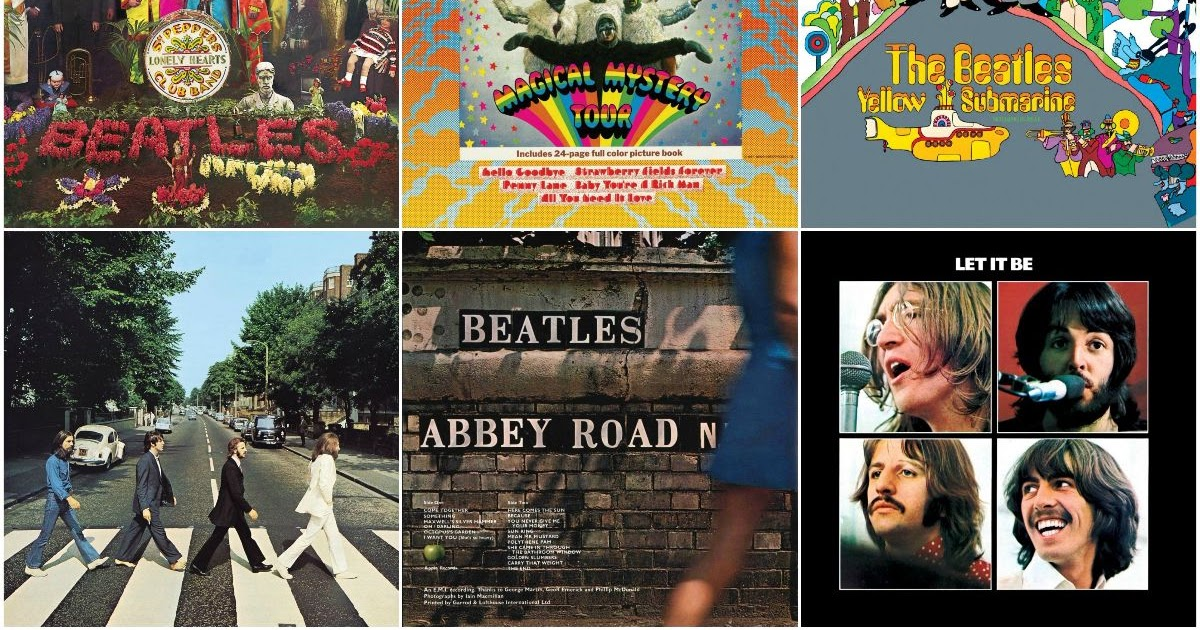 Anomalies on The Beatles Album Covers That Boosted the