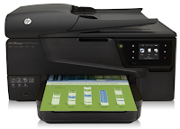 Descarga del controlador HP Officejet 6700