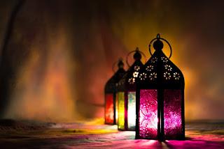 خلفيات شاشه فانوس رمضان