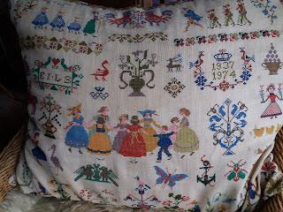 old  cross stitch patterns