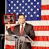 Carlos Vecchio, fue galardonado con el Premio Ronald Reagan