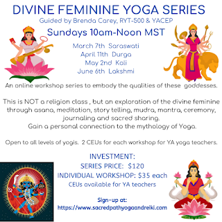 Divine Feminine Yoga Shakti