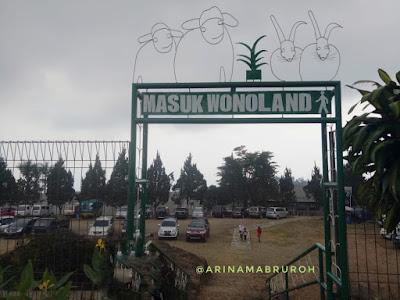 WIsata Ngehits di Wonosobo