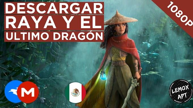 ✅ | Descargar Raya Y El Ultimo Dragon (2021) | Latino |  1080P