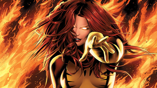 Mutan Level Omega (Omega Level Mutan), dari Jean Grey sampai Franklin Richrads