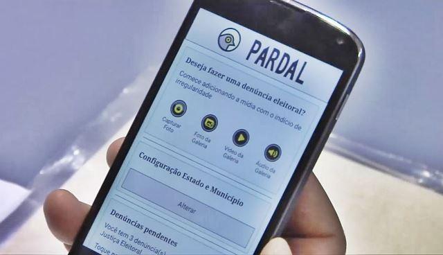 TSE recebeu mais de 32 mil denúncias de irregularidades pelo aplicativo pardal.