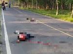 Tabrakan Avanza Vs Vixion di Jalan Lintas Tebingtinggi-Siantar, 1 Orang Tewas