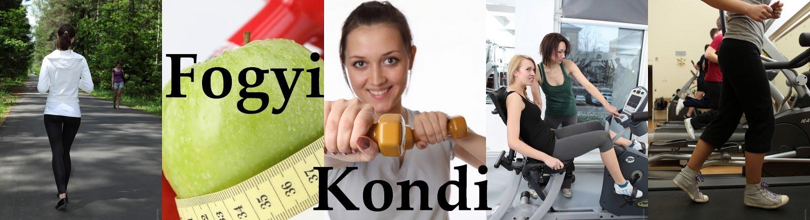 Fogyi - Kondi: Kalóriaégetés
