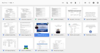 Download Contoh Berkas Laporan Ojl Calon Kepala Sekolah Lengkap Tahun Ajar