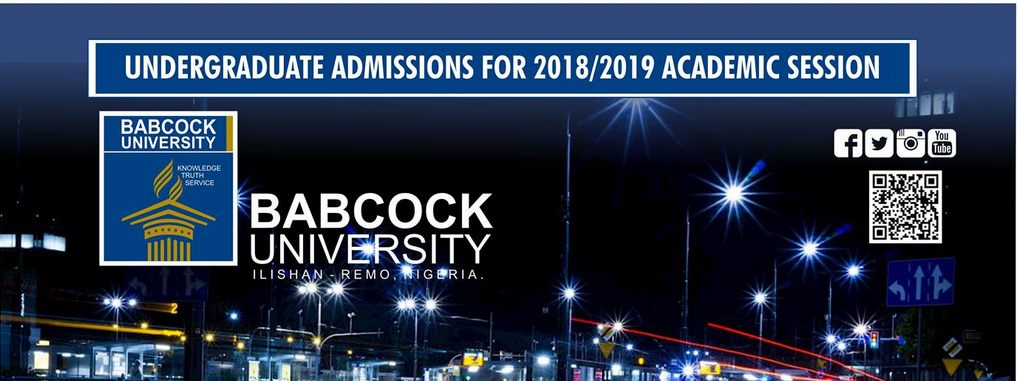 Babcock University Admission Form Out - 2018/2019 | Degree ...