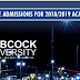 Babcock University Post-UTME Admission Form 2019/2020 | Apply Now