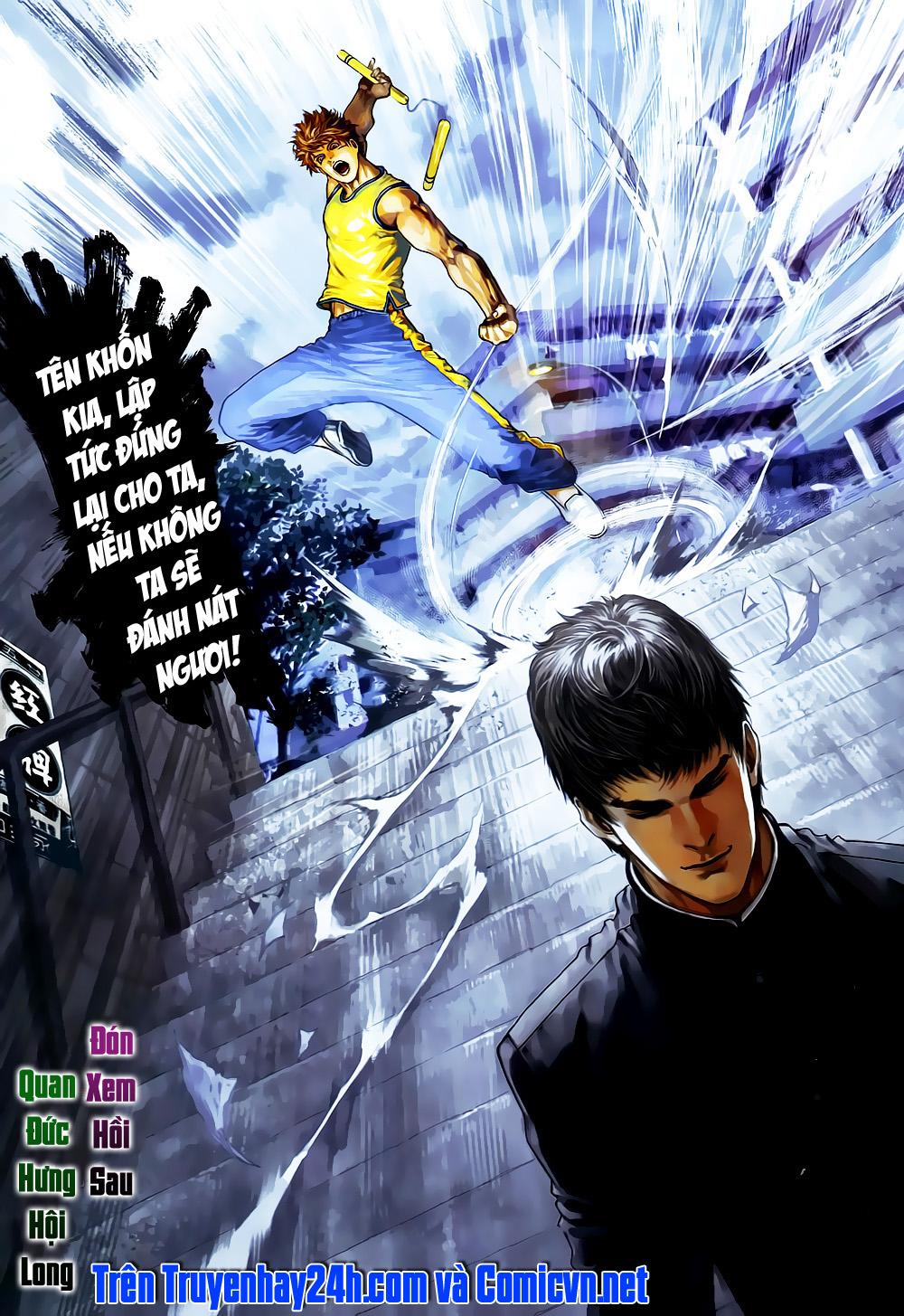Quyền Đạo chapter 4 trang 31