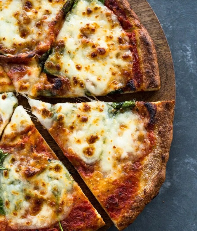 20 Minutes The Best Keto Pizza Crust