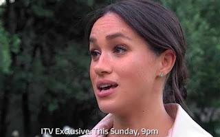 ITV documentary Duke and Duchess of Sussex