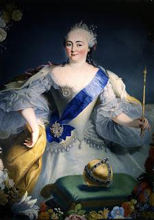 Русская императрица из династии Романовых фото