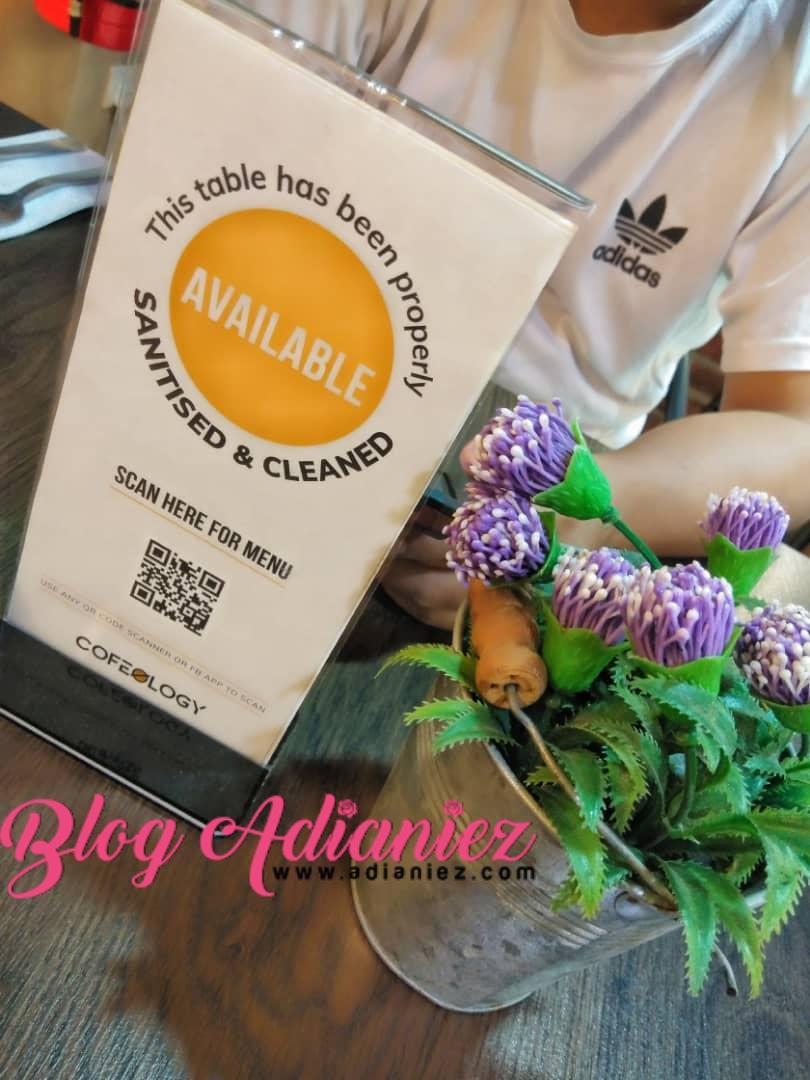 Cofeology Cafe & Restaurant | Cafe halal yang ekslusif dengan menu yang best, tak rugi singgah menjamu selera