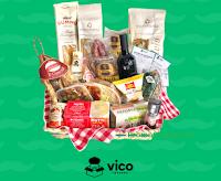Logo Vinci gratis una Vico Food Box ricca di prodotti alimentari Italiani