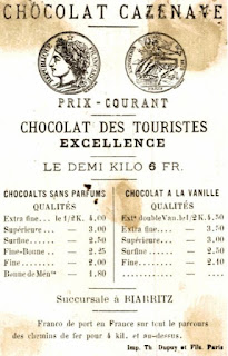 chocolat bayonne pays basque