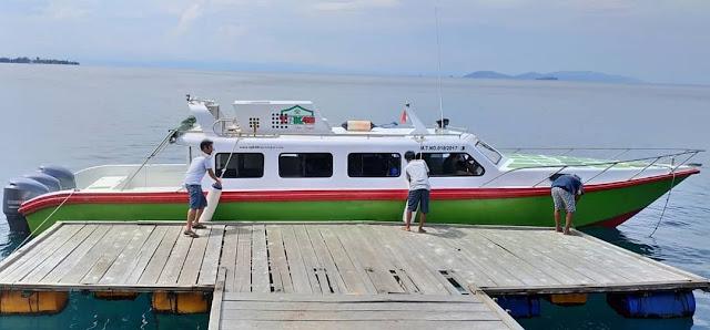 TPK 48 Speedboat Raja Ampat