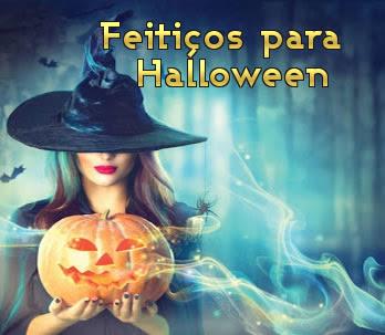 Magias para noite de Halloween