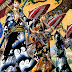 Así son los atuendos Samurai de One Piece del arco Wano