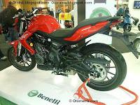 İtalyan Benelli, Kuba Motor la Türkiye de
