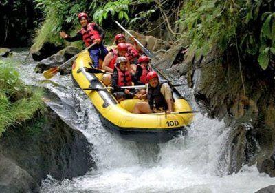 Rafting Sungai Ayung Ubud