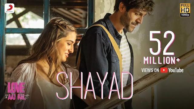 Shayad - Arijit Singh Lyrics