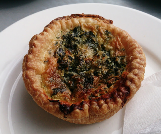 Bonjour de France, Blackburn, quiche