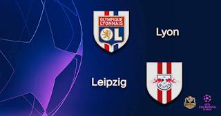 مشاهدة مباراة ليون ضد لايبزيغ بث مباشر