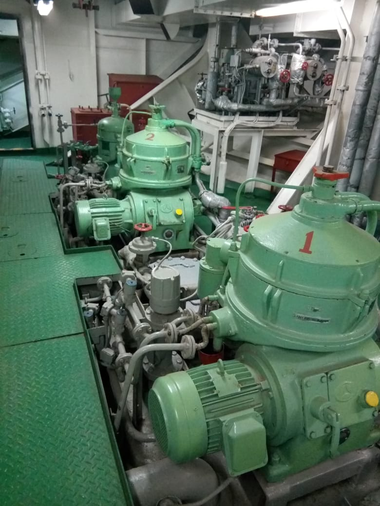 Marine Purifier Oral Questions and Answers for MEO Class 4