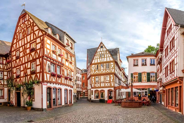 Arredores de Frankfurt