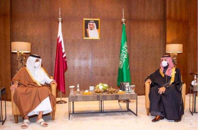 With eye on U.S. ties, #SaudiArabia leads pack on Gulf detente | Reuters