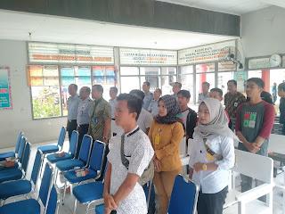 Lapas Pemasyarakatan Klas II B Gelar Media Gatering Bersama Pers Kabupaten Batanghari