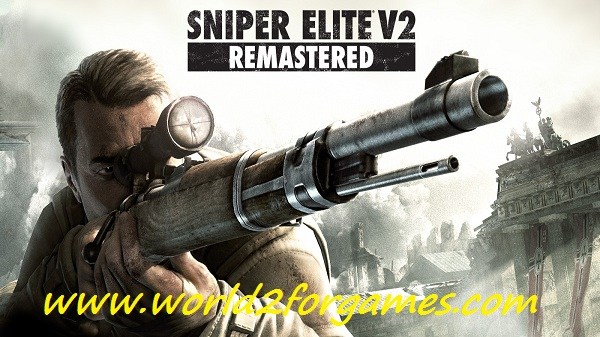 Free Download Sniper Elite V2 Remastered