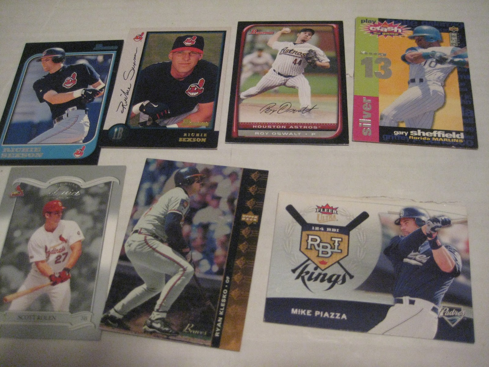 Baseball Cards Come To Life Chilly Street Trade