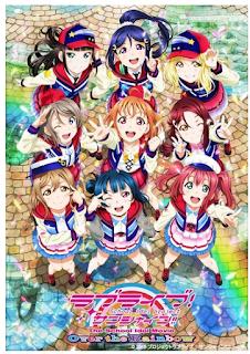 Love Live Manga : Film Love Live Sunshine!! Over The Rainbow akhirnya Tayang di Indonesia
