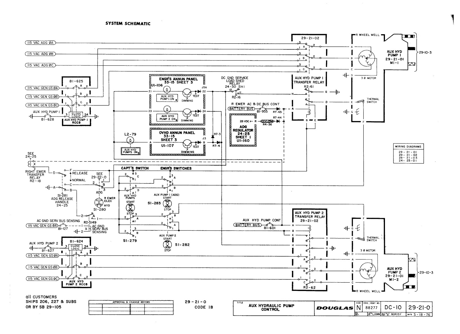 Boeing 727 Wiring Diagram Opinions About Mercmonitor B737 Manual Schematic 717 737