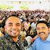Deputado Roberto Carlos e o Vereador Alex anunciam o processo licitatório para a construção de uma escola no distrito de Santana do Sobrado, em Casa Nova.